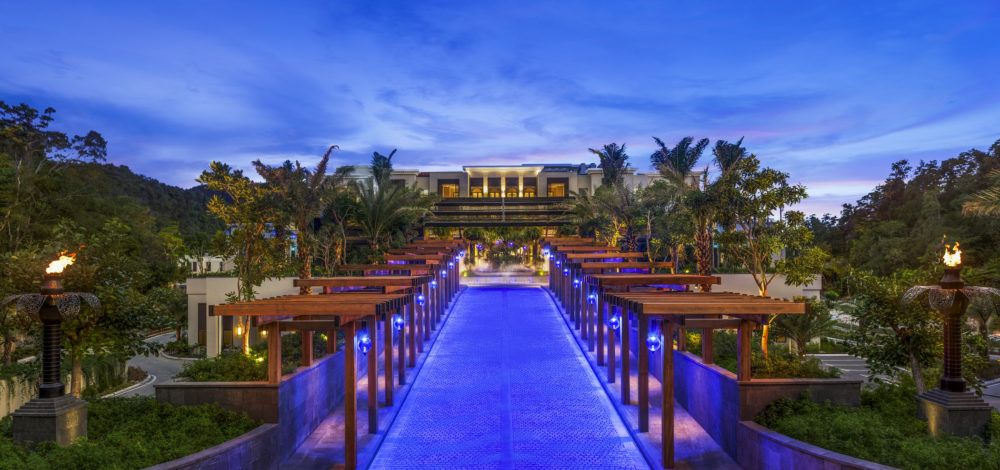 The St Regis Langkawi Resort Rainforest Meets The Riviera