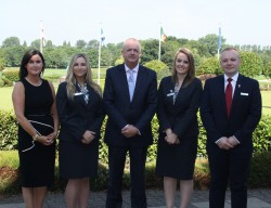 The HR Team at The Belfry Hotel  Resort