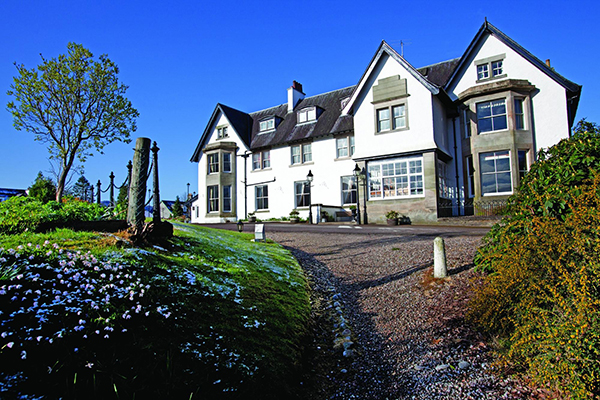 Best Western Inverness Palace Hotel & Spa - Inverness City