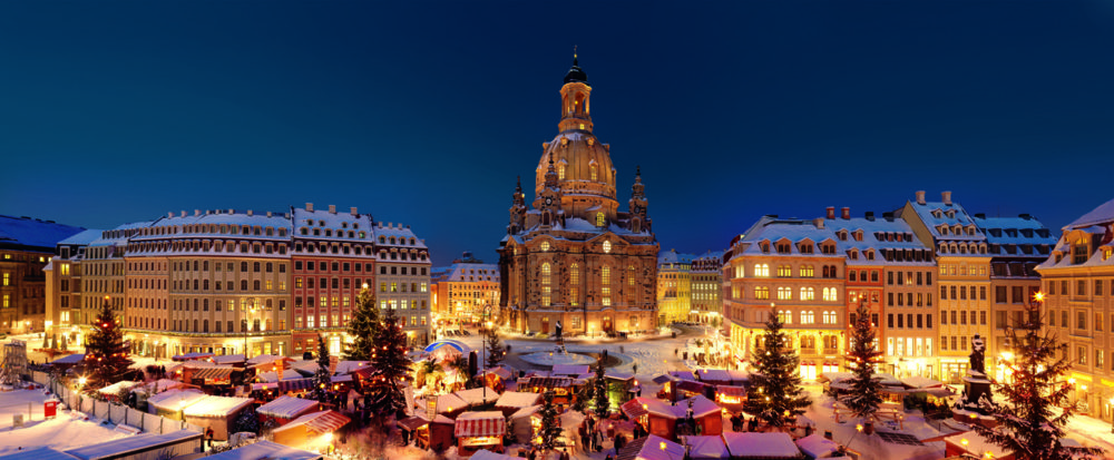 Cracking Christmas Markets With Maritim Germany