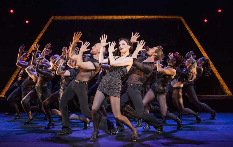 the waldorf hilton announced as chicago the musical s official hotel